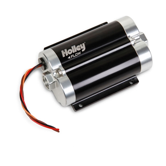 12AN Inlet//Outlet 100 Micron 260 GPH Billet Fuel Filter Holley 162-572 HP