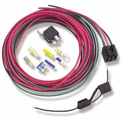 Holley 12-753 Fuel Pump Relay Kit, 30 Amp