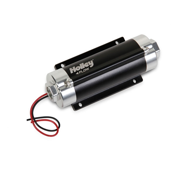 Holley 12-800 80 GPH HP In-line Fuel Pump