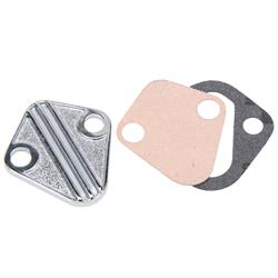 Holley 12-813 Mechanical Fuel Pump Mounting Pad Cover