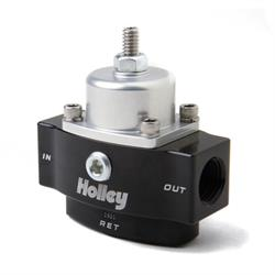Holley 12-841 HP Billet Carbureted By-Pass Fuel Pressure Regulator