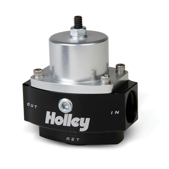 Holley 12-847 Dominator Billet Carbureted By-Pass Fuel Pressure Reg.