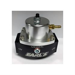 Earls 12848ERL Dominator Billet EFI By-Pass Fuel Pressure Regulator