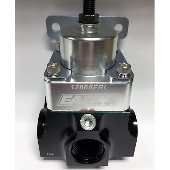 Earls 12865ERL 4 Port VR Series Fuel Pressure Regulator