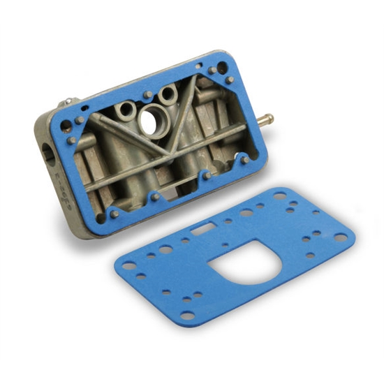 Holley 134-203 Metering Block, Primary, Cast Alum For Holley 2300