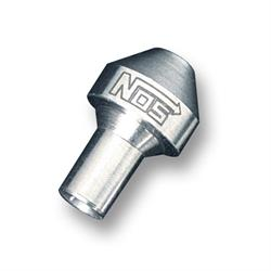 NOS 13760-35NOS Precision Stainless Steel Nitrous Flare Jets, .035 In