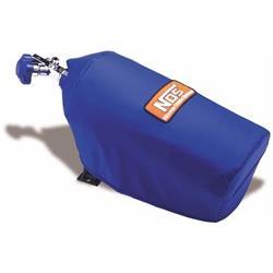 NOS 14165NOS Nitrous Bottle Blanket, 7 Inch Diameter, 10 lb. Bottle