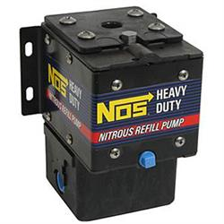 NOS 14253NOS Nitrous Refill Station Transfer Pump