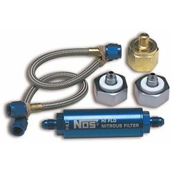 NOS 14300NOS NO2 Refill Pump Station Component Transfer Line Assembly
