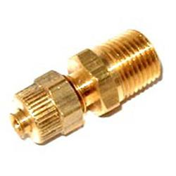 NOS 16432NOS Compression Fitting, 1/8 NPT to 1/8 Inch Tube, Complete