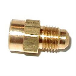 NOS 16781NOS Female-Male Adapter, 1/8 Inch NPT Female x 4AN Male