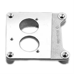 Holley 17-45 TBI Adapter Square Bore To TBI Flange