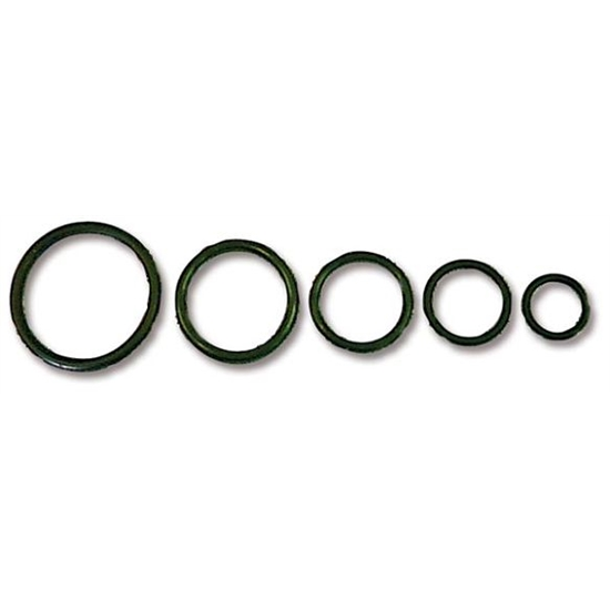 Earls 176008ERL Buna N Size-8 O-Ring, Pack of 10