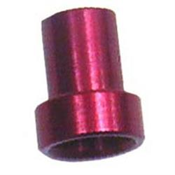 NOS 17601NOS Tube Sleeve, -3 AN x 3/16 Inch Tube, Red
