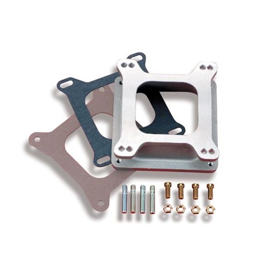 Holley 17-9 Intake Manifold Spacer Adapter Dominator To Square Bore
