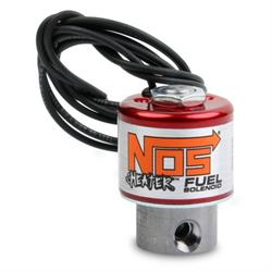 NOS 18050NOS Cheater Fuel Solenoid, 400HP Flow Limit