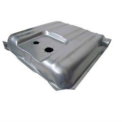 Holley 19-109 EFI Fuel Tank, 1955-56 Chevy, Coated Steel
