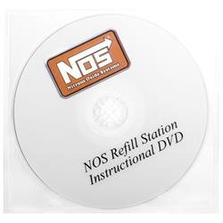 NOS 19512NOS NOS Refill Station Instructional DVD