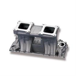 Weiand 1985 Hi-Ram Intake Manifold, Performance Rectangular Port Heads