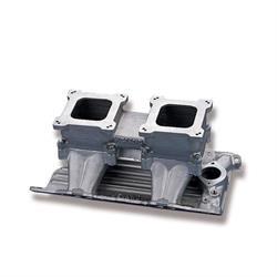 Weiand 1995 Hi-Ram Intake Manifold 318 (late style), 340, 360 V8