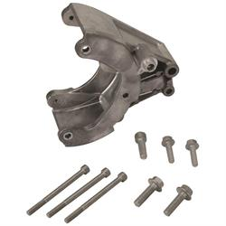 Holley 20-133 RF Compressor LS Acc Drive Brackets, Pass. Side AC