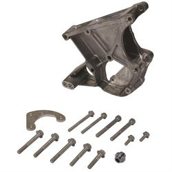 Holley 20-135 Drivers Side P/S & Alternator LS Acc Drive Bracket Kit
