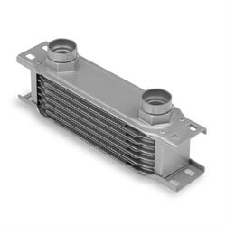 Earls 20700ERL 7 Row Oil Cooler Core, GRAY