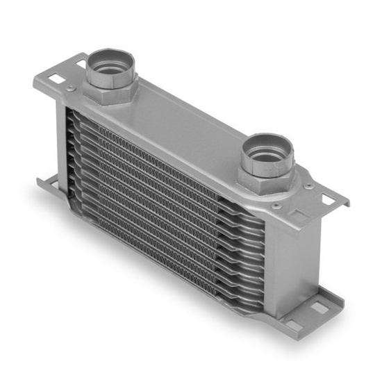 Earls 21000ERL 10 Row Oil Cooler Core, Gray