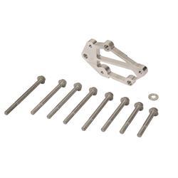Holley 21-1 LS Acc. Drive Bracket Installation Kit, Standard Alignment