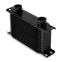 Earls 21300AERL 13 Row Oil Cooler Core, Black