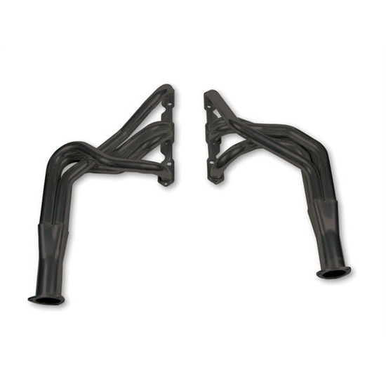 Hooker 2131-3HKR Super Competition Long Tube Header, Black Ceramic