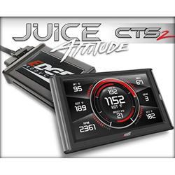 Edge 21502 Juice w/Attitude CS2 Programmer, Duramax Diesel LLY/LBZ