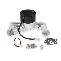 Frostbite 22-110 Billet Electric Water Pump, 40 GPM, SBC