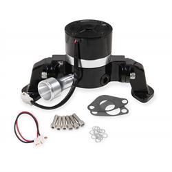 Frostbite 22-114 Electric Water Pump, 35 GPM, Black, BBC