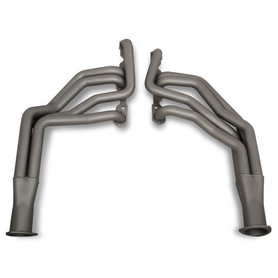 Hooker 2243-4HKR Super Competition Long Tube Header, Titanium Ceramic