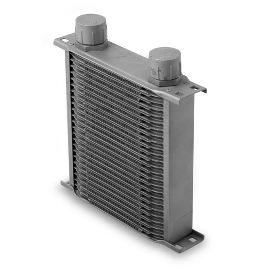 Earls 22516ERL 25 Row Oil Cooler, -16 AN