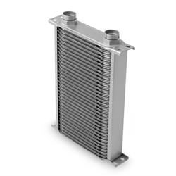 Earls 23400ERL 34 Row Oil Cooler Core, Gray