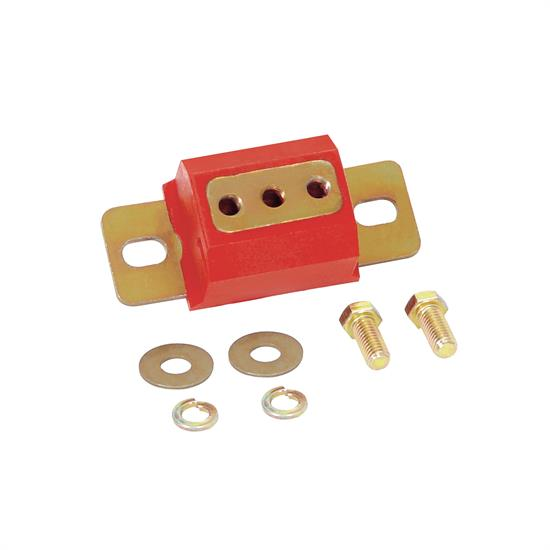 Lakewood 24350 Transmission Mount, Polyurethane, Red, GM