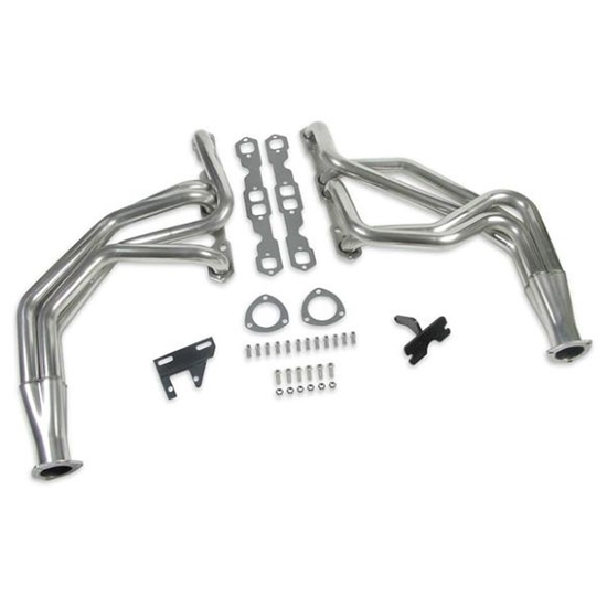Hooker 2452-2HKR Competition Long Tube Header, Stainless