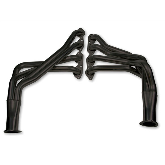 Hooker 2454-3HKR Competition Long Tube Header, Black Ceramic Coated