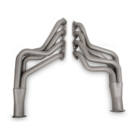 Hooker 2455-4HKR Competition Long Tube Header, Titanium Ceramic Coated
