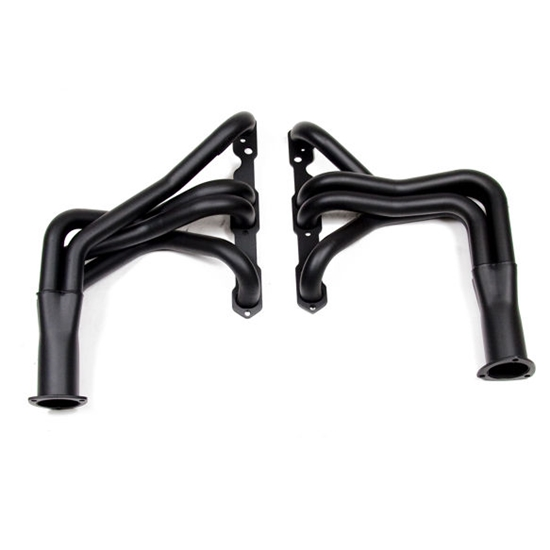 Hooker 2456-3HKR Competition Long Tube Header, Black Ceramic Coated