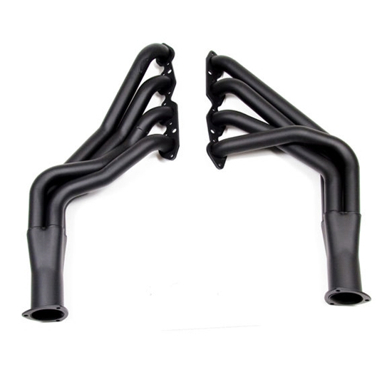Hooker 2457-3HKR Competition Long Tube Header, Black Ceramic Coated
