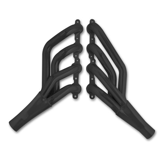 Hooker 2471-3HKR Competition Mid-Length Header, Black Ceramic Coated