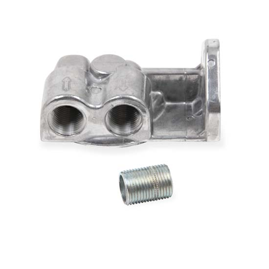 Earls 2577ERL Right side Remote Filter Mount, - 1/2 Inch NPT PORTS