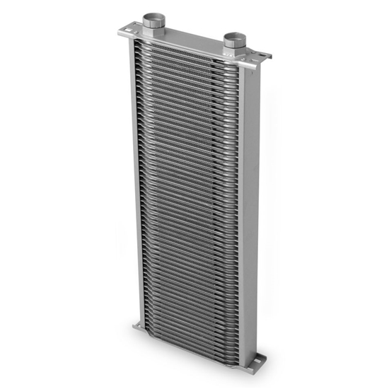 Earls 26000ERL 60 Row Oil Cooler Core, Gray