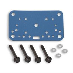 Holley 26-125BK Fuel Bowl Screw and Gasket Kit, Black