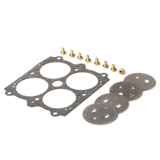 Holley 26-96 Throttle Plate Kit 1-11/16 Inch, Plate Diameter