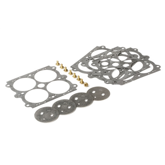 Holley 26-99 Throttle Plate Kit 1-3/4 Inch, Plate Diameter