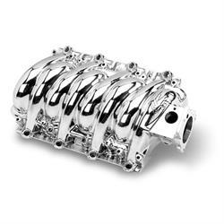 Weiand 300-111P Weiand Cast Aluminum Intake Manifold, Polished
